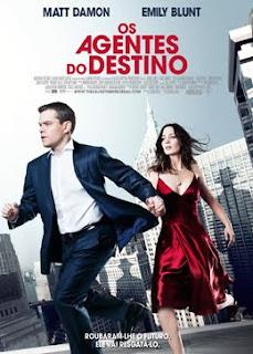 Filme Os Agentes do Destino