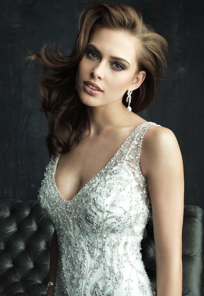 Allure Couture Fall 2013 Bridal Collection Belle The Magazine