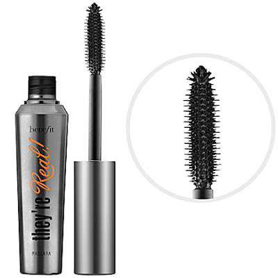 Benefit, Benefit Cosmetics, Benefit They're Real Mascara, eye makeup, mascara