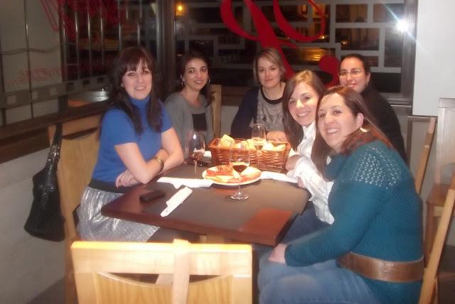 comadres 2012 cena chicas