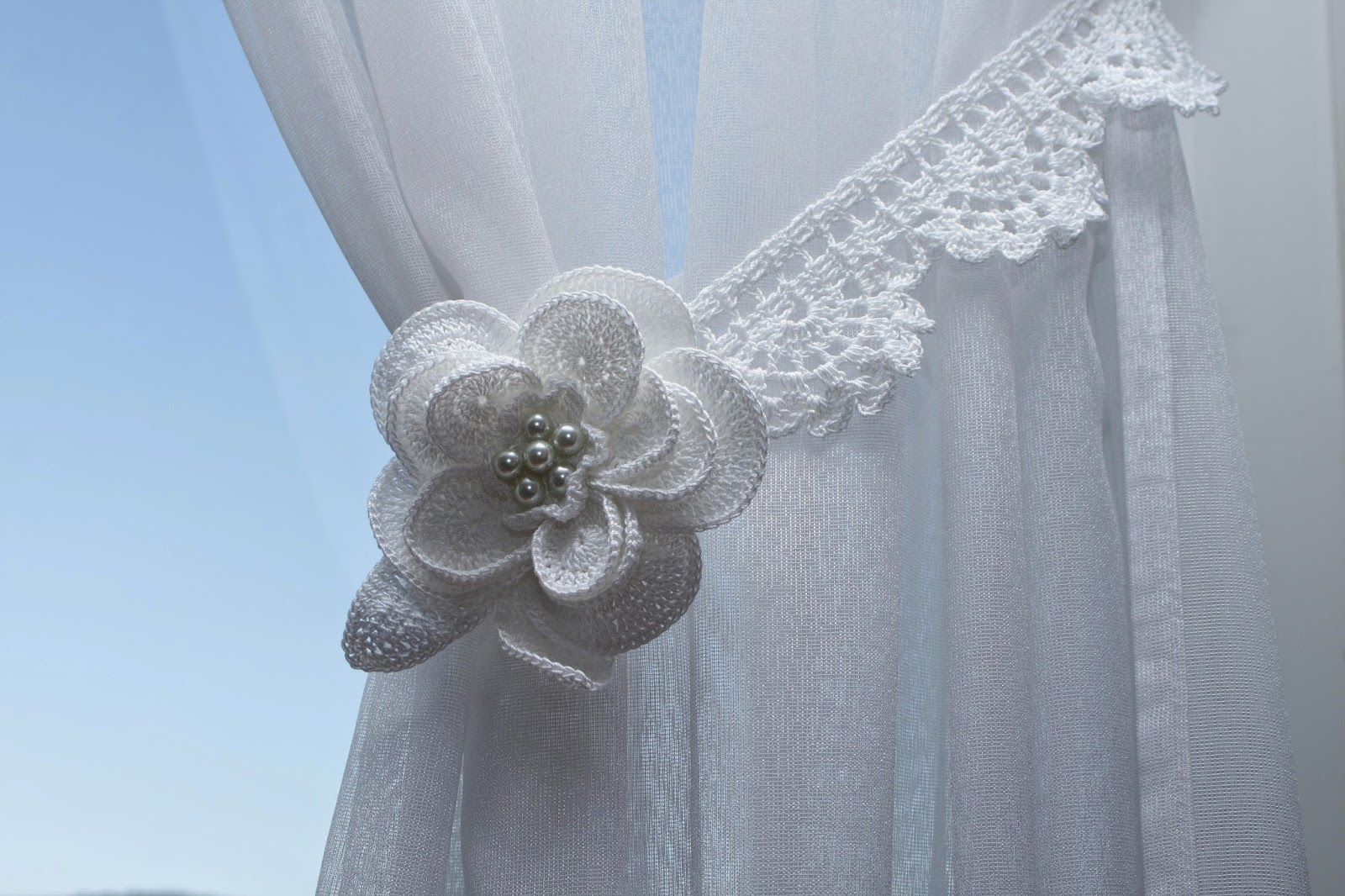 decoranna upi cia do firan zas on curtain tie backs. Black Bedroom Furniture Sets. Home Design Ideas