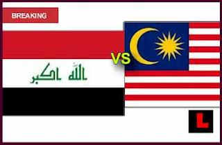 malaysia vs iraq februari 2013