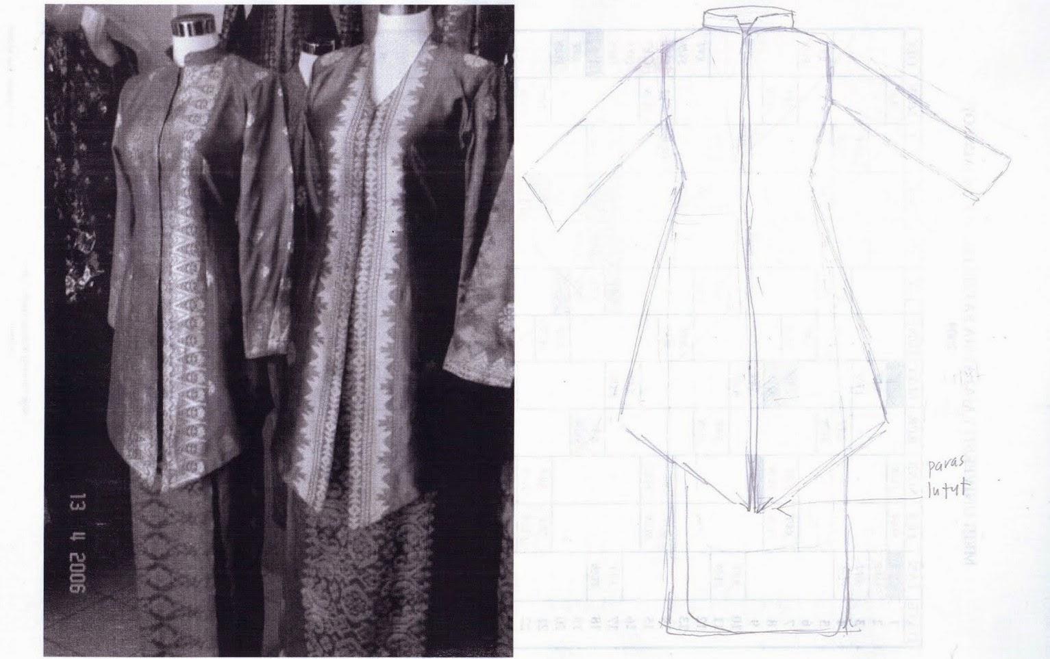 Foto Model Baju Kebaya Saloma