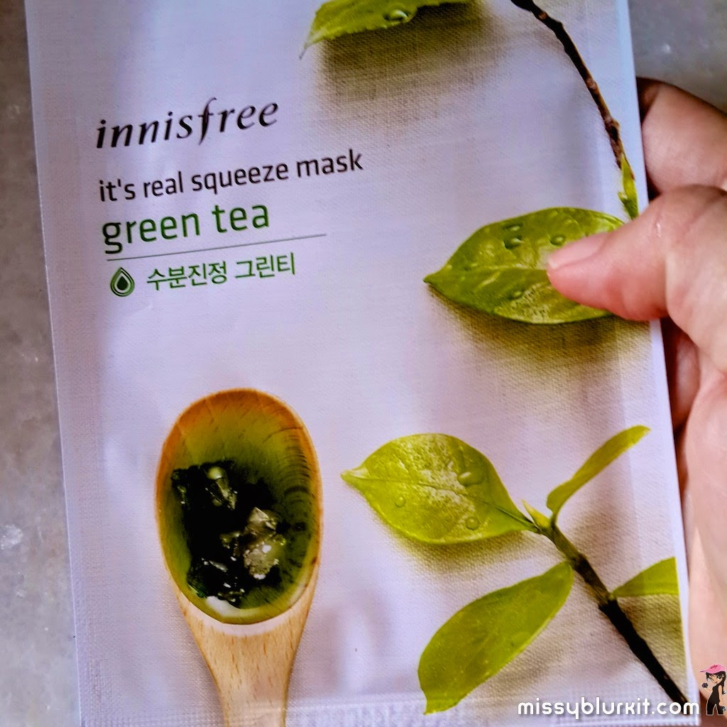 I Am A Girl, innisfree, korea, review, skincare, sunway pyramid,