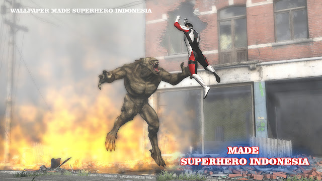 KOMIK SUPERHERO INDONESIA
