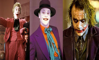 Three Jokers. © 2014 First Rule Of Film Club.