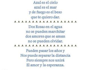 Imagenes con Poemas de amor en Español