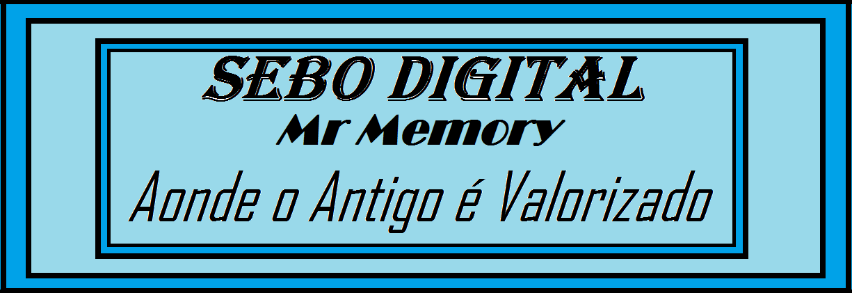 Sebo Digital Mr Memory