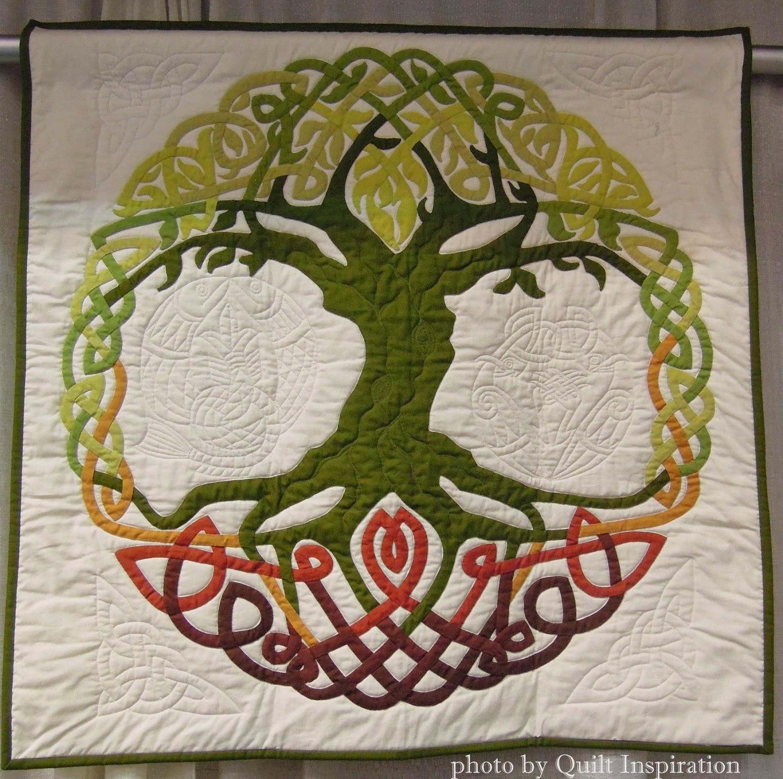 Quilt Inspiration Green Green