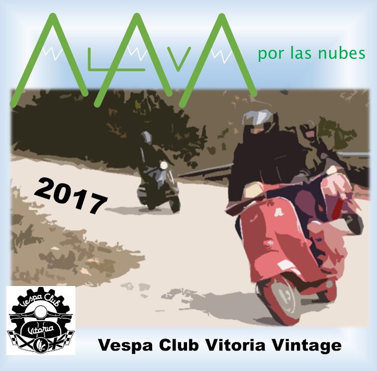 Vespa Club Vitoria Vintage