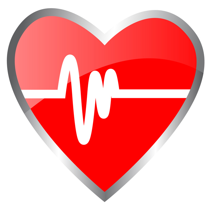 free medical heart clipart - photo #3