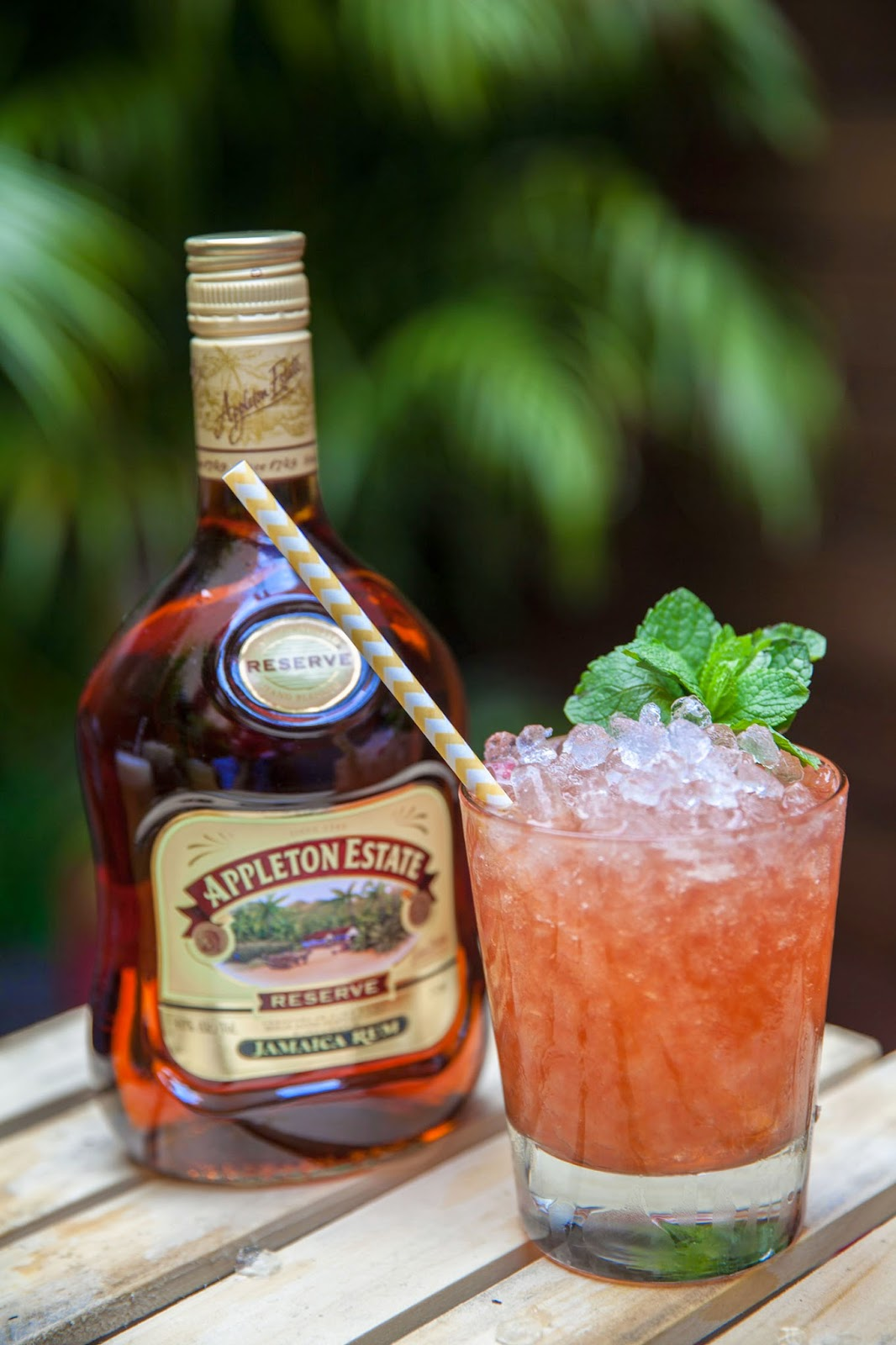 Father's Day Cocktail: Jamaican Morning Fix
