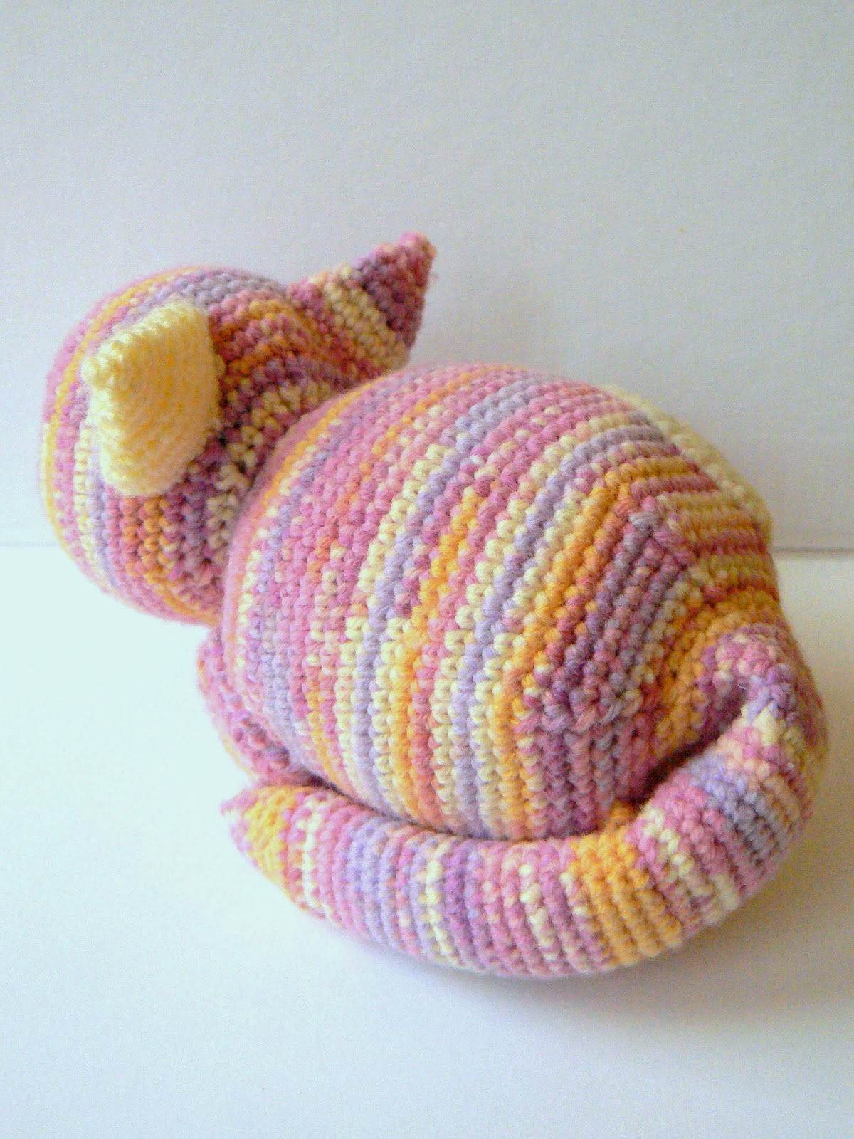 Crocheting Nicknames : Little Crochet: ?bercute Amigurumi Kitty Cat