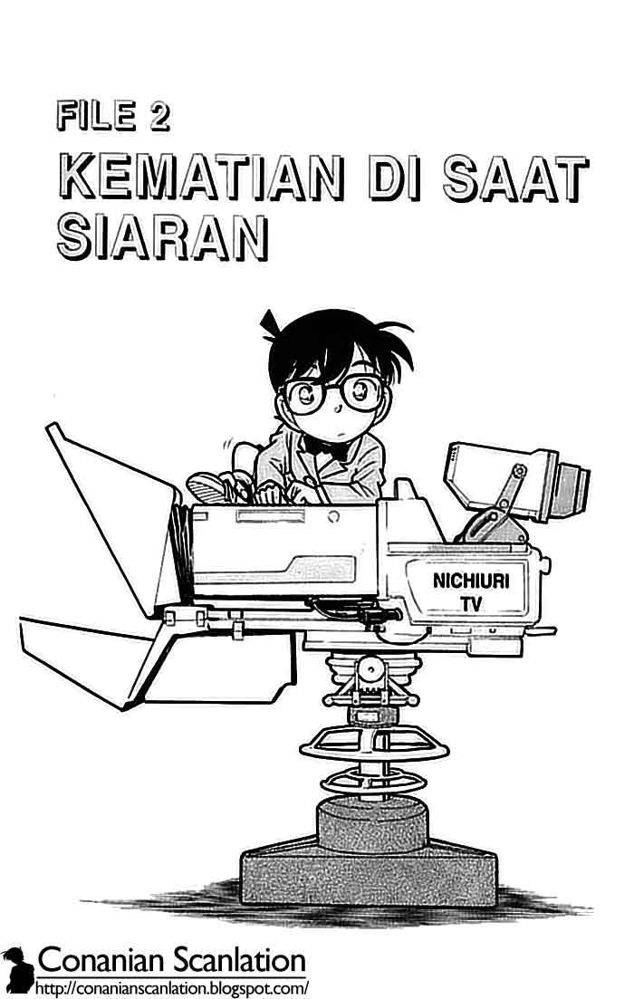 Dilarang COPAS - situs resmi www.mangacanblog.com - Komik detective conan 102 - kematian di saat siaran 103 Indonesia detective conan 102 - kematian di saat siaran Terbaru |Baca Manga Komik Indonesia|Mangacan