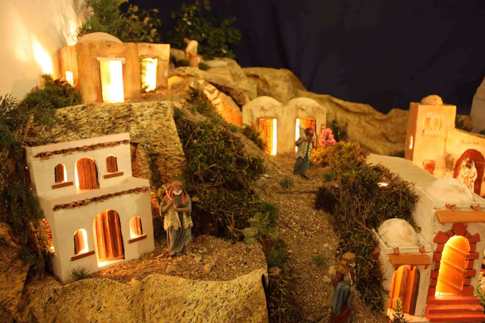 This is Alicante Life: Bethlehem and Nativity Scene