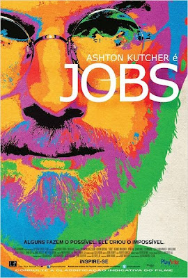 Jobs – BDRip AVI Dual Áudio + RMVB Dublado