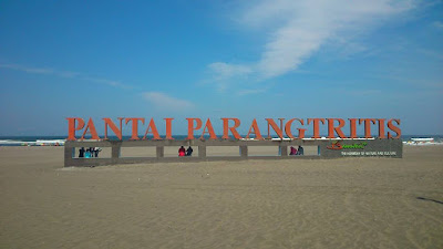 wisata pantai parangtritis jogjakarta yogyakarta http://www.wisataarea.com/
