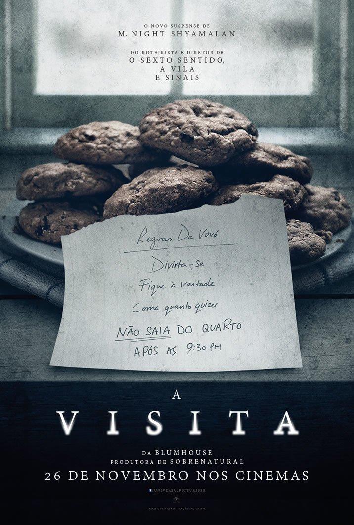 A Visita – Legendado (2015)