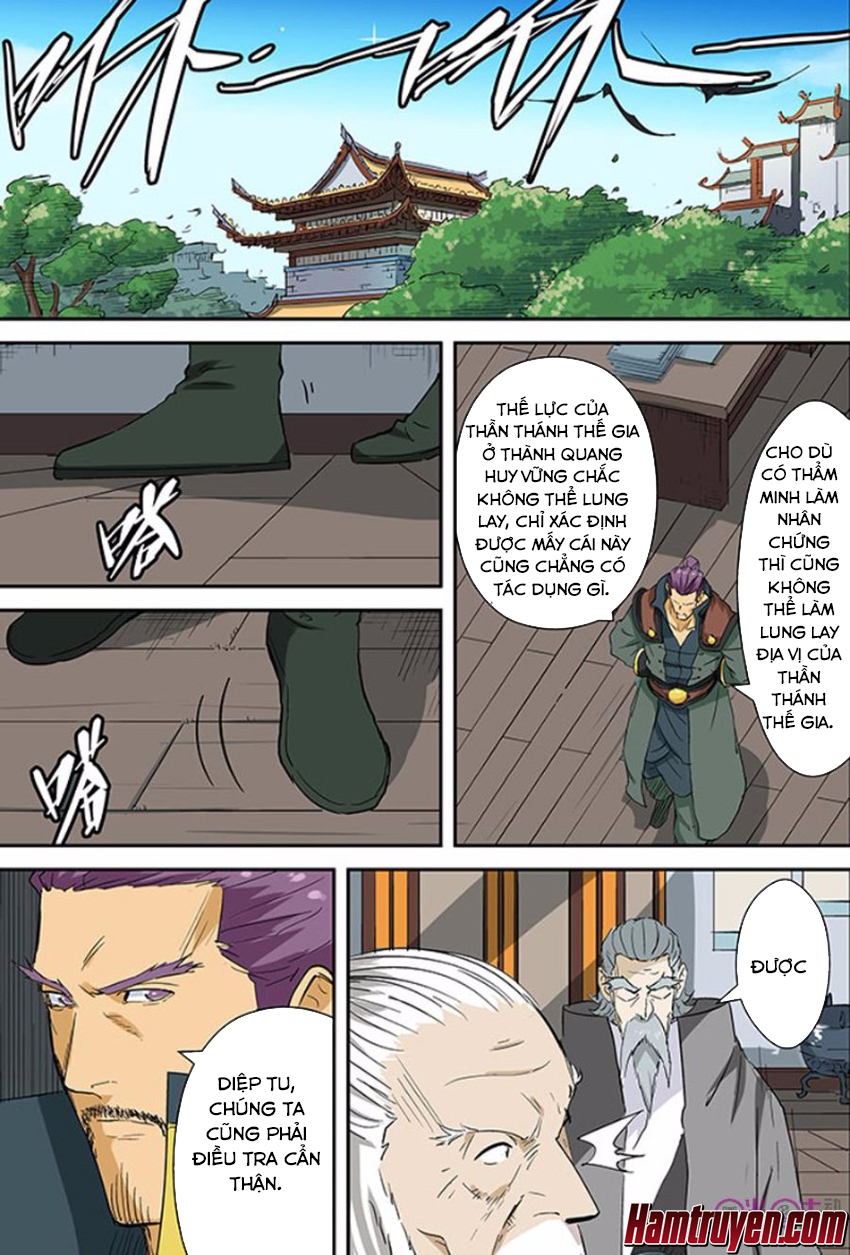 Tales of Demons and Gods chap 124.5 Trang 7 - Mangak.info