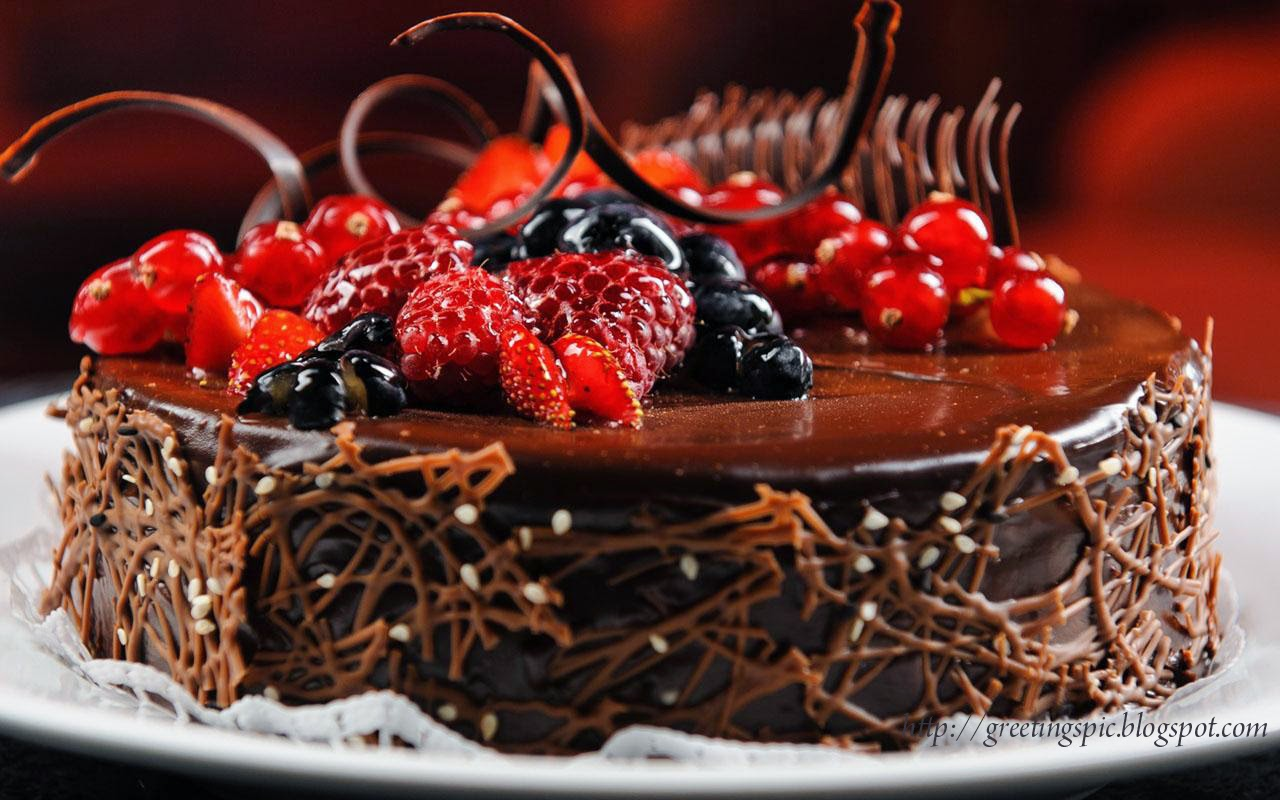 Happy Birthday Cake HD Picture Image Greetings Wishes Images