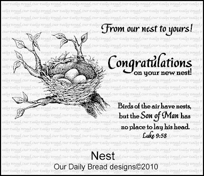 Stamps - Our Daily Bread Designs Nest Set