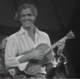 marlon brando ukulele