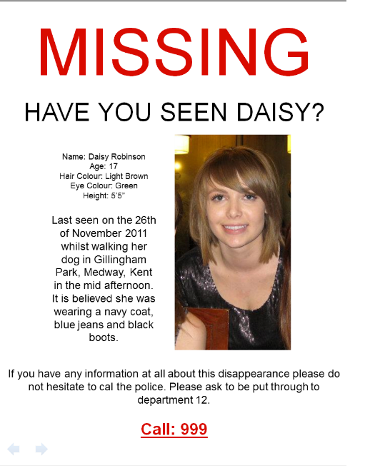 Create Missing Person Poster Pictures to Pin PinsDaddy – Make a Missing Poster