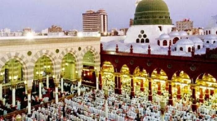 Kerajaan Saudi Berencana Pindahkan Makam Nabi Muhammad?