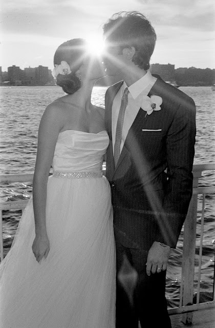 A Chelsea Piers Wedding Pier 60 Abigail Kirsch
