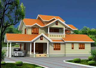 Elevations Of Residential Buildings Kerala Images | HomeDesignPictures