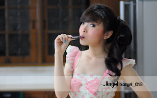 angel chibi,cherry belle,photo,gambar,cute,sexy