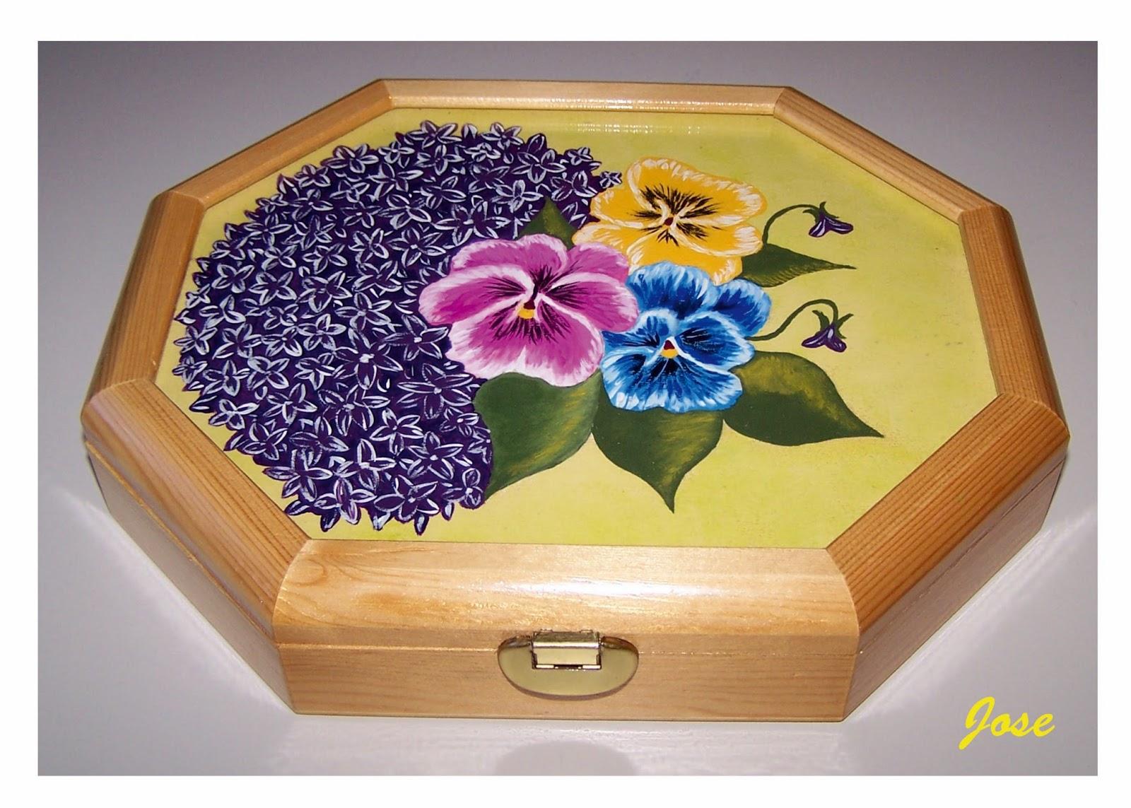 Los hobbies de jose cajas - Pinturas de madera ...