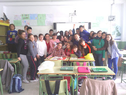 1º ESO A students 2012-2013