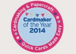 Cardmaker of the year 2014