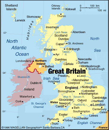 regional geography of gb notes