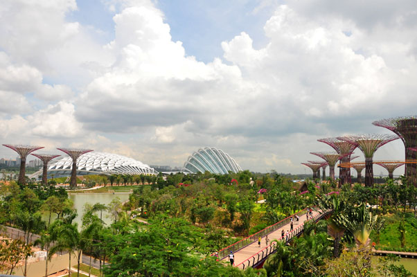 Garden By The Bay Meadow our life in singapore: gardensthe bay - singapore