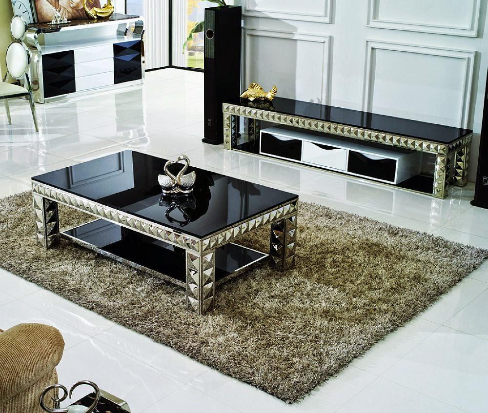 table de salon design