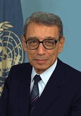 Boutros Boutros-Ghali on UN:
