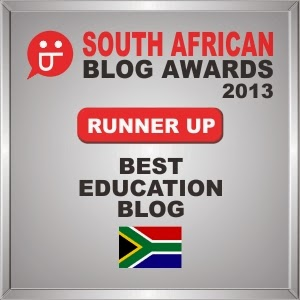 SA Blog Awards December 2013