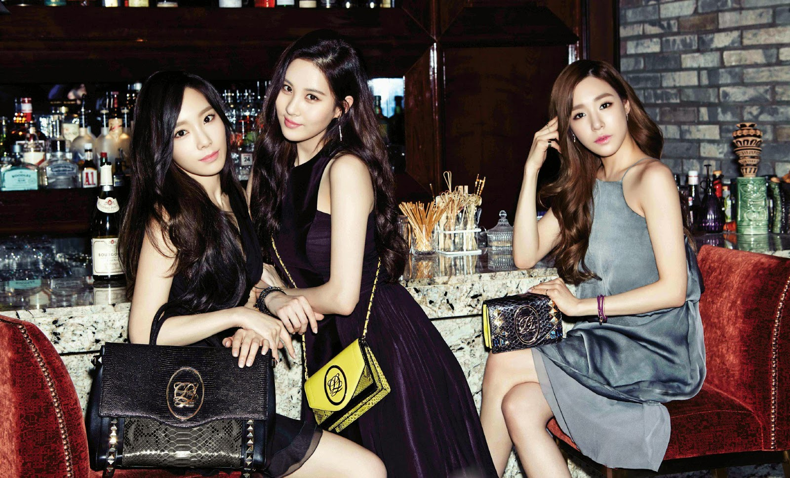 Taetiseo for Louis Quatorze 2015