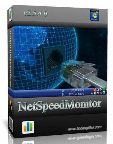 Download NetSpeedMonitor Gratis