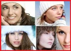 dry skin care in winter season