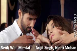 Senti Wali Mental - Shaandaar - Shahid Kapoor & Alia Bhatt