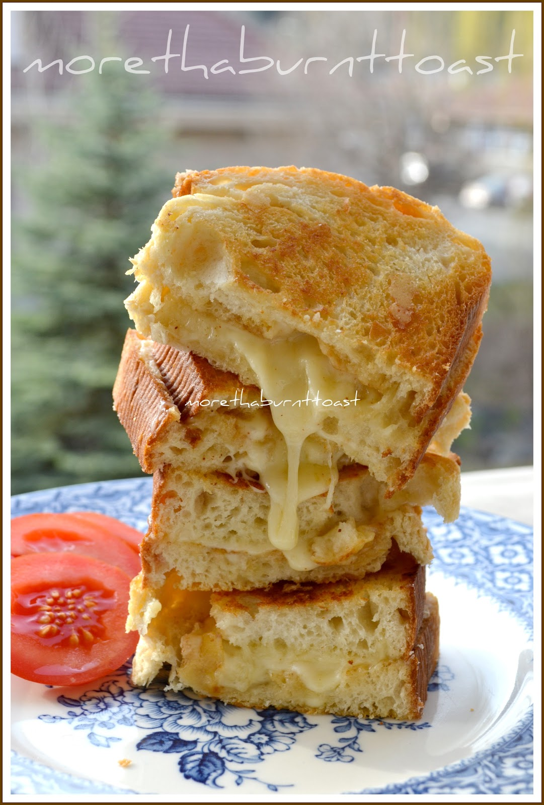 ... than burnt toast: The Secret to an Ultimate Grilled Cheese Sandwich