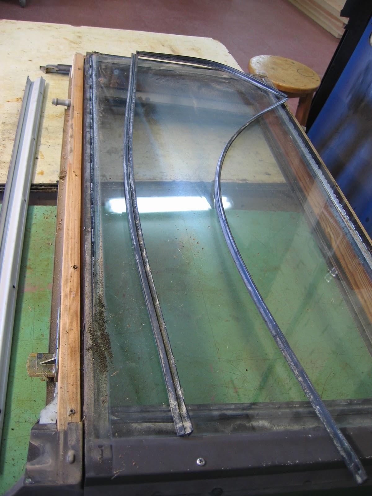 The craftsman: Reparacion de ventana de tejado marca Roto 520