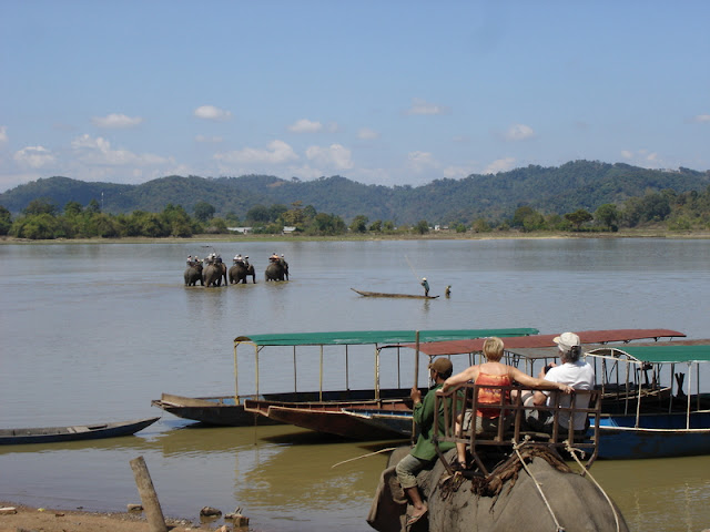 Elephant Ride in Lak Lake, Buon Ma Thuot
