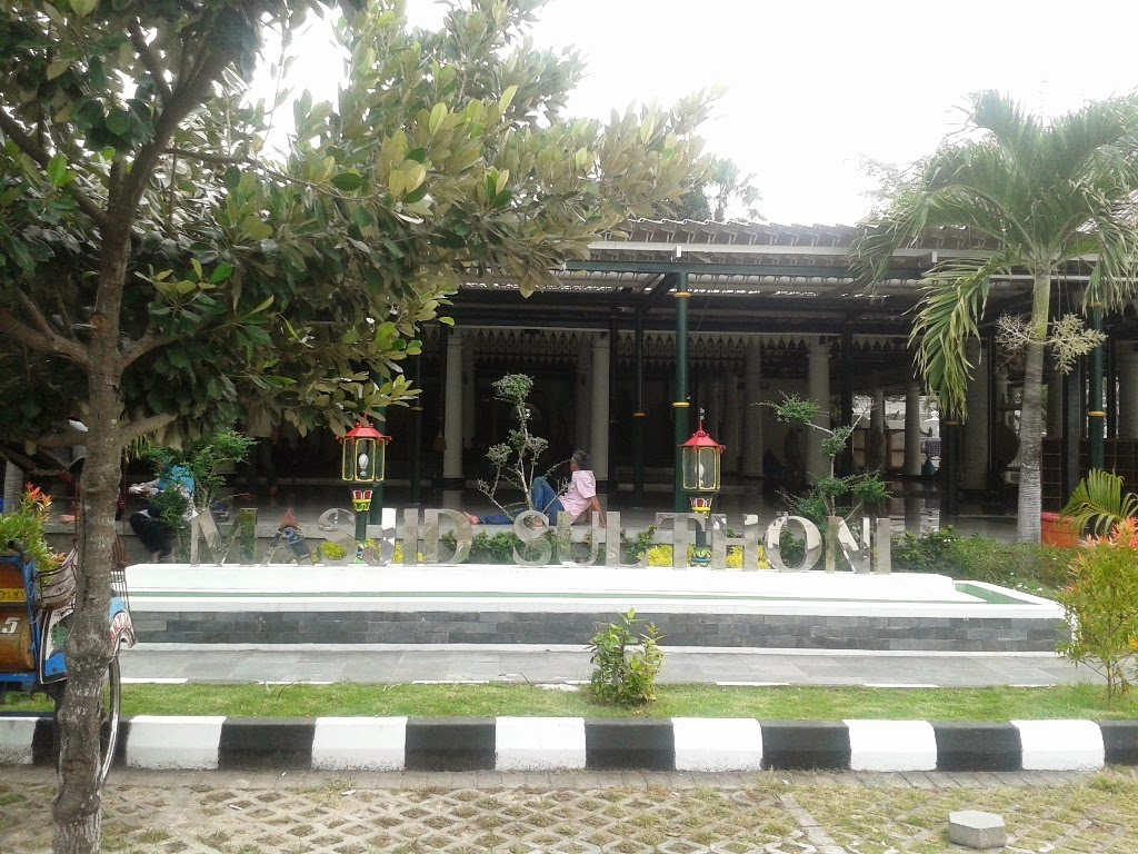 Masjid Sulthoni Kepatihan, Malioboro