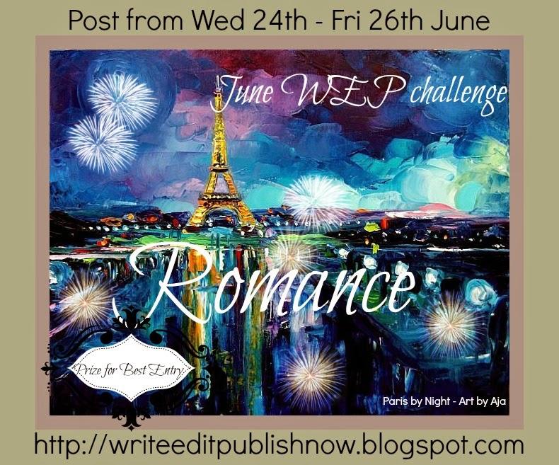 JUNE CHALLENGE - ROMANCE!