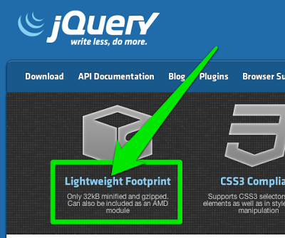 jQuery claims it is only 32kb minified.