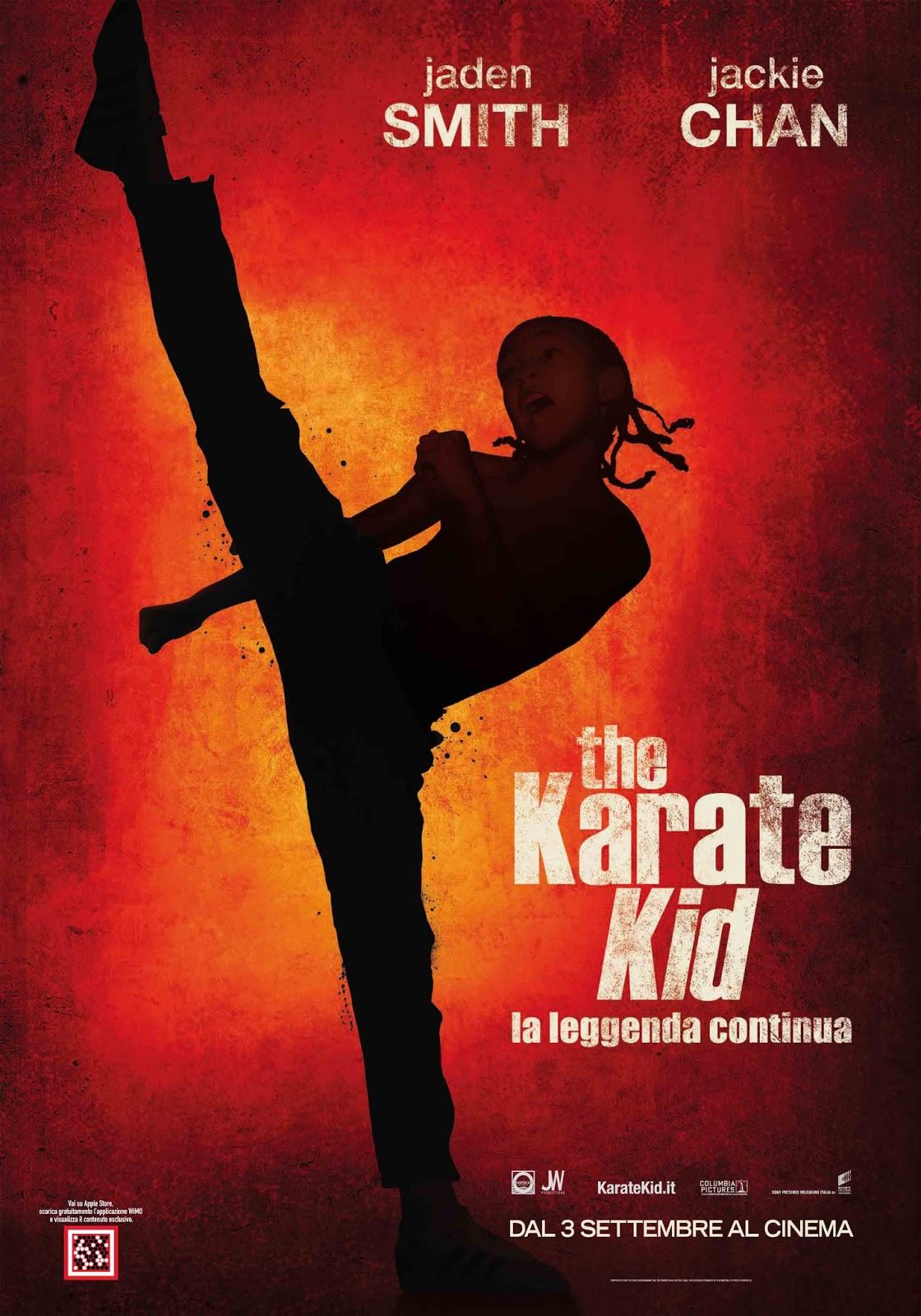 Karate Kid Jaden Smith Free Online